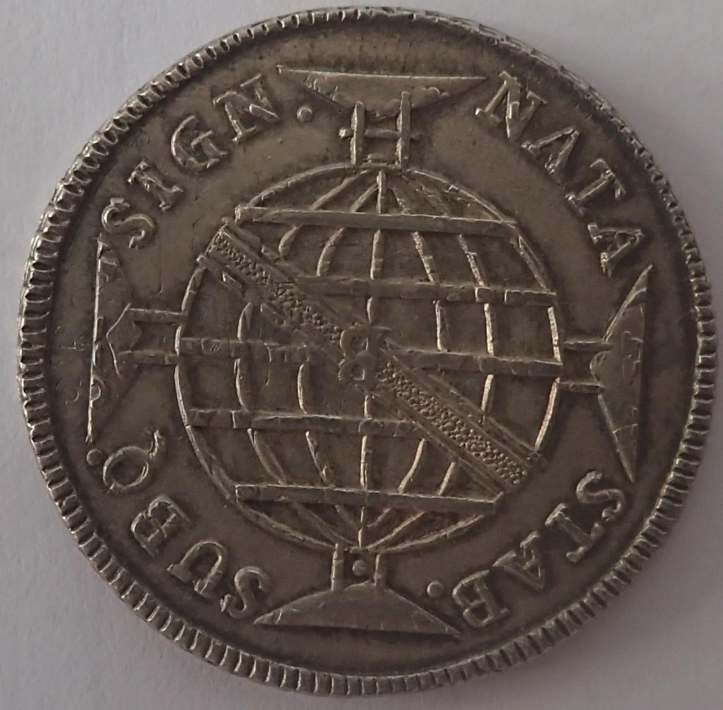 960 Reis 1814. Joao VI. Brasil. P2230016
