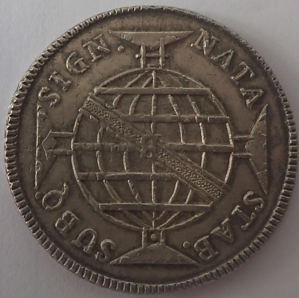 960 Reis 1814. Joao VI. Brasil. P2230017