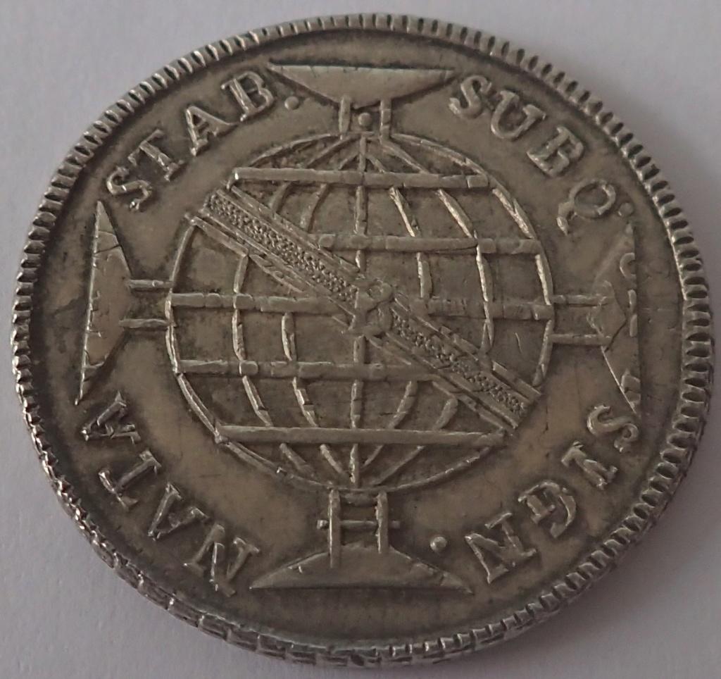 960 Reis 1814. Joao VI. Brasil. P2230019