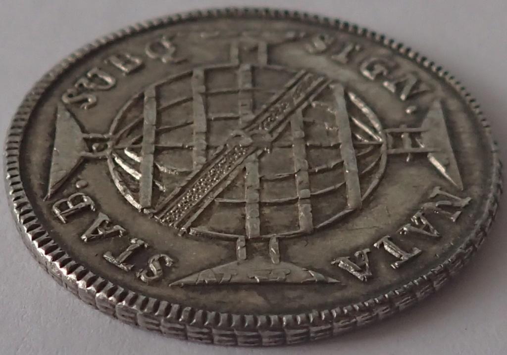 960 Reis 1814. Joao VI. Brasil. P2230021