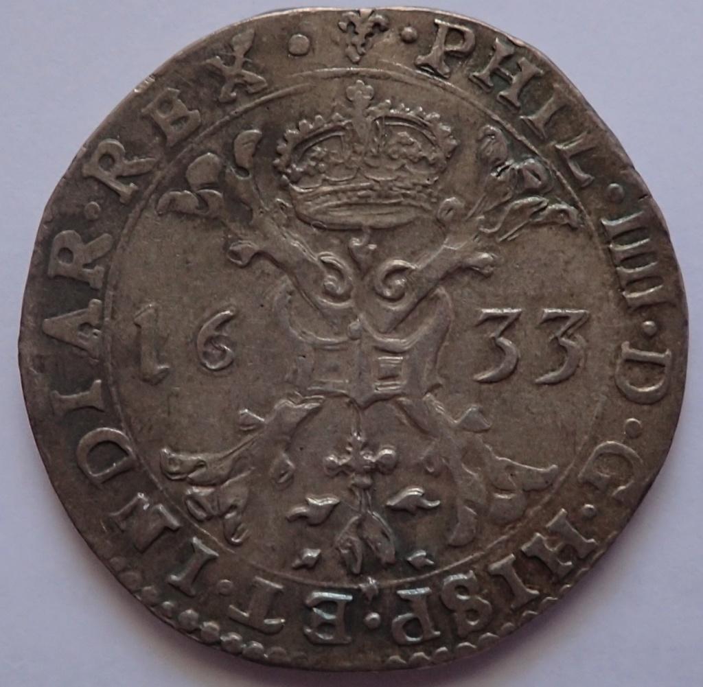 PATAGON 1633 FELIPE IV BRUJAS P5290310