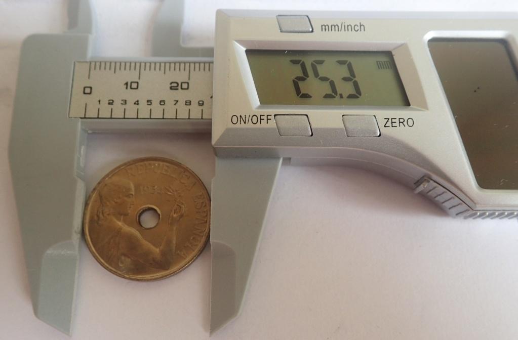 25 céntimos 1934. II República P9140211