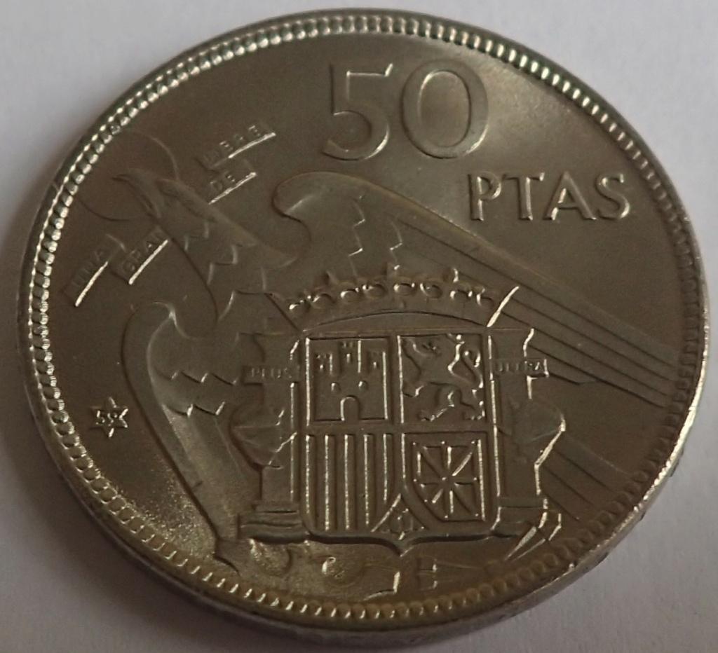 50 PESETAS 1957*59. Estado Español.  Pc230010