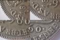 960 Reis 1814. Joao VI. Brasil. 112