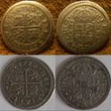 1/2 Real 1719 Felipe V Cuenca JJ B11