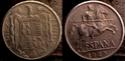 10 CENTIMOS 1945. Estado Español.  Jjj10