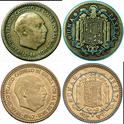 1 Peseta 1946 (*19-48). Estado español Xx11