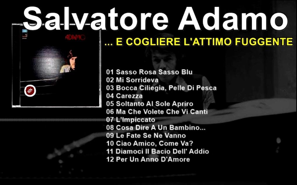 Fiori Bianchi X Te Adamo.Salvatore Adamo Discografia Cover Video Testi Pagina 2