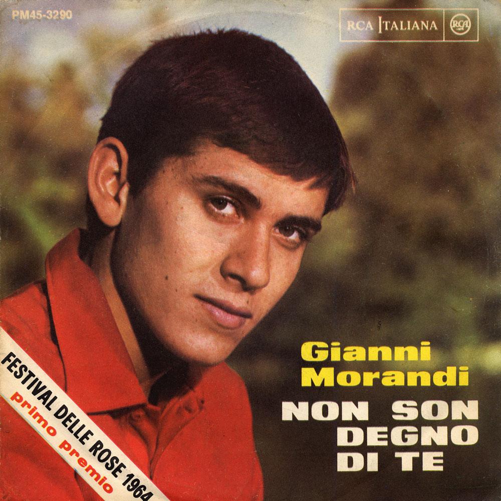 Gianni Morandi Discografia Cover Video Testi