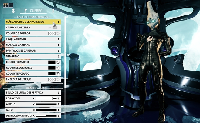 La Máscara de Revenant: Actualización 23.5.0 Captur22
