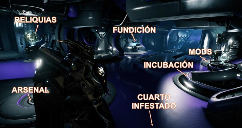 Capacidad de Mods Warfra12