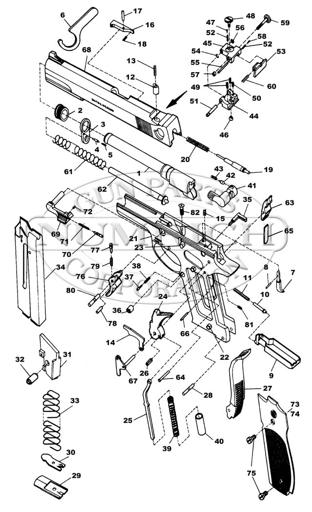 Questions on getting a S&W Model 52 working properly - Page 2 Smitha10