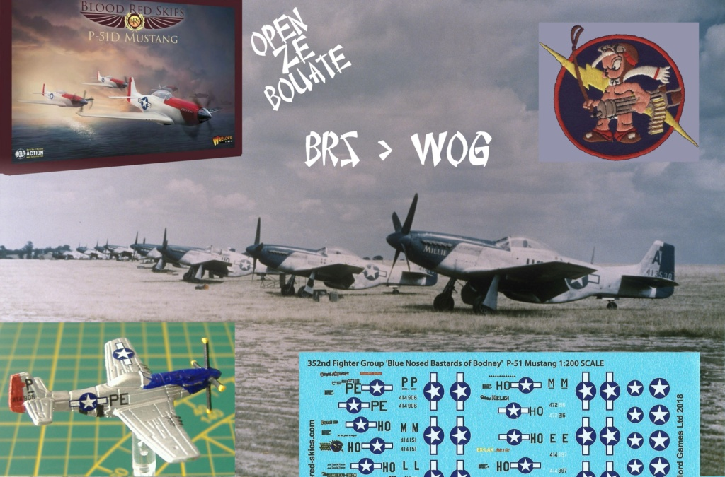 """From Spitfire, Me Bf 109 E, FW190 A, F4U Corsair, P-51 """"Blood Red Skies"""" to Wings Of Glory 0_must10"""