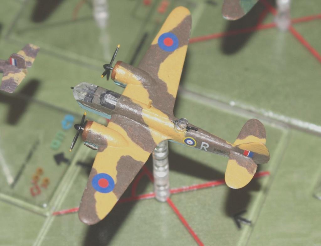 [WW2] bombardiers Bristol Blenheim - SM.79 2017-010