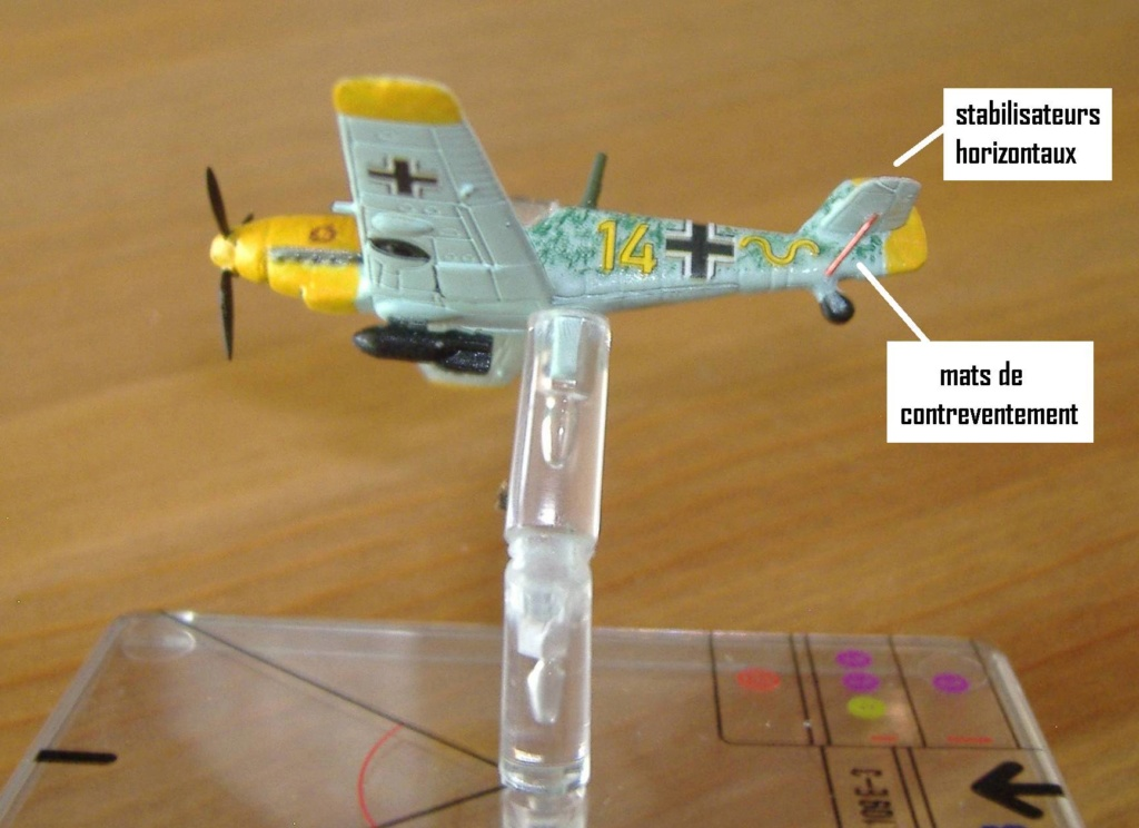 """From Spitfire, Me Bf 109 E, FW190 A, F4U Corsair, P-51 """"Blood Red Skies"""" to Wings Of Glory 2_me_b10"""