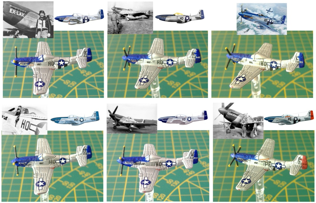 """From Spitfire, Me Bf 109 E, FW190 A, F4U Corsair, P-51 """"Blood Red Skies"""" to Wings Of Glory 6_must10"""