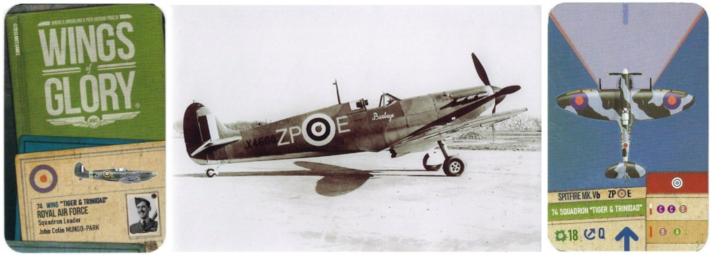 """From Spitfire, Me Bf 109 E, FW190 A, F4U Corsair, P-51 """"Blood Red Skies"""" to Wings Of Glory Cartes10"""