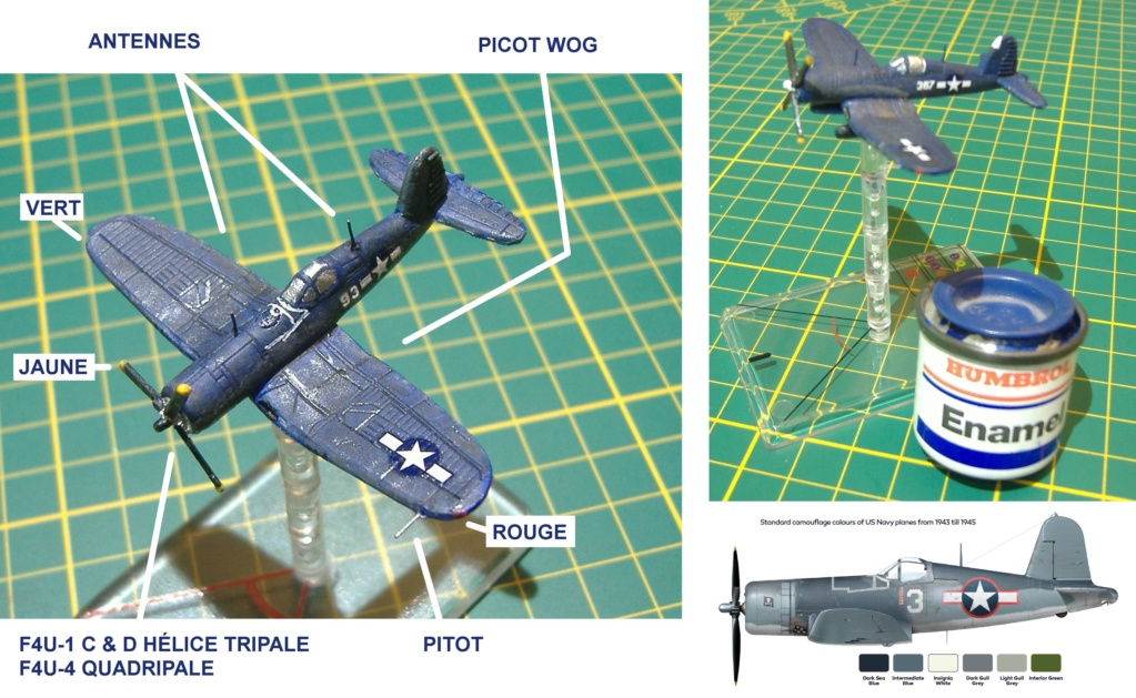 """From Spitfire, Me Bf 109 E, FW190 A, F4U Corsair, P-51 """"Blood Red Skies"""" to Wings Of Glory Corsai11"""