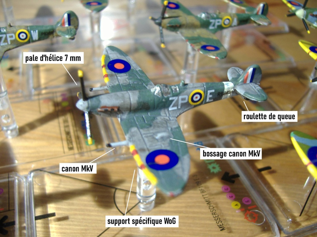 """From Spitfire, Me Bf 109 E, FW190 A, F4U Corsair, P-51 """"Blood Red Skies"""" to Wings Of Glory Dscf4911"""