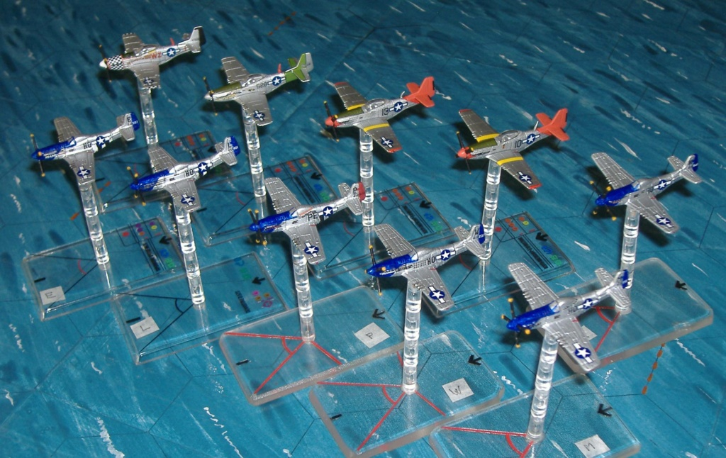 """From Spitfire, Me Bf 109 E, FW190 A, F4U Corsair, P-51 """"Blood Red Skies"""" to Wings Of Glory Dscf5213"""