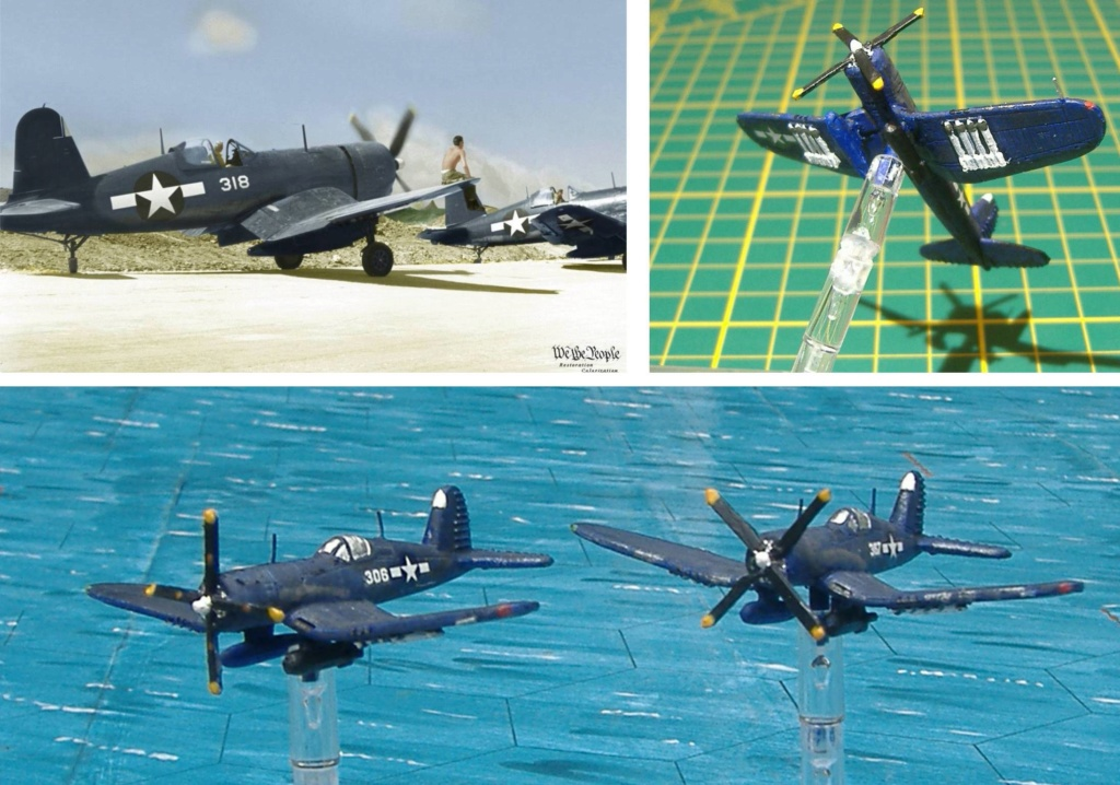 """From Spitfire, Me Bf 109 E, FW190 A, F4U Corsair, P-51 """"Blood Red Skies"""" to Wings Of Glory F4u-4_10"""
