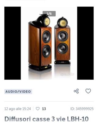[ UBSOUND ] diffusori acustici - Discussione Thread Ufficiale - Pagina 24 Screen13