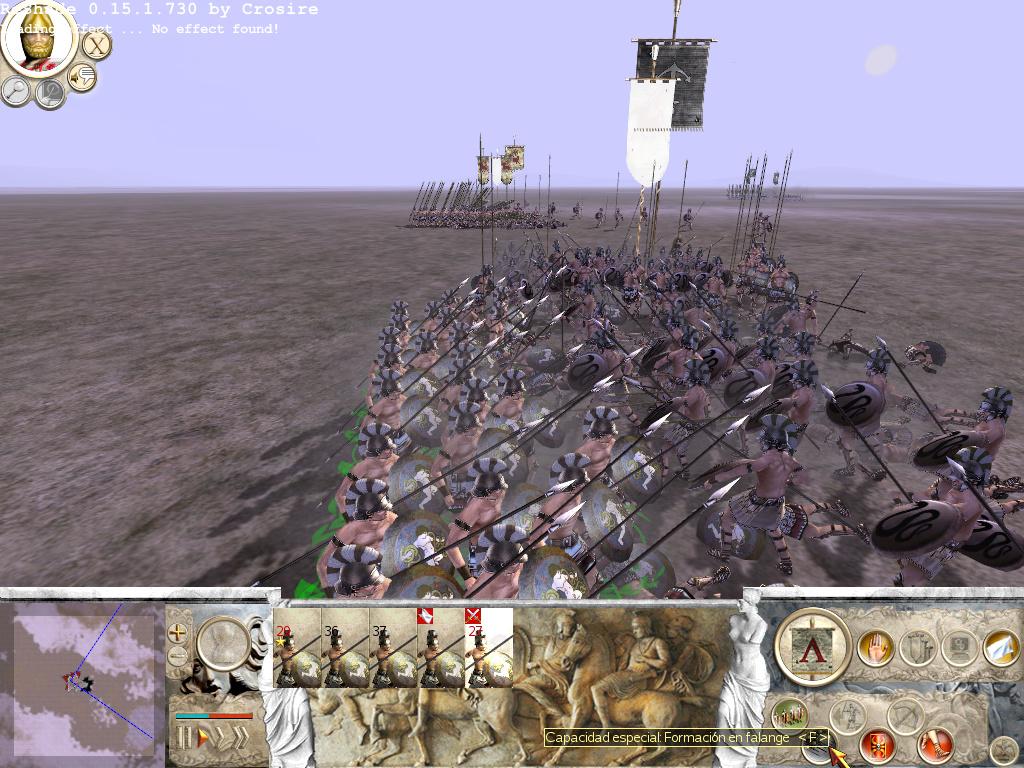 Proyecto Grafico-Mod Rome Total War 2018 Rometw10
