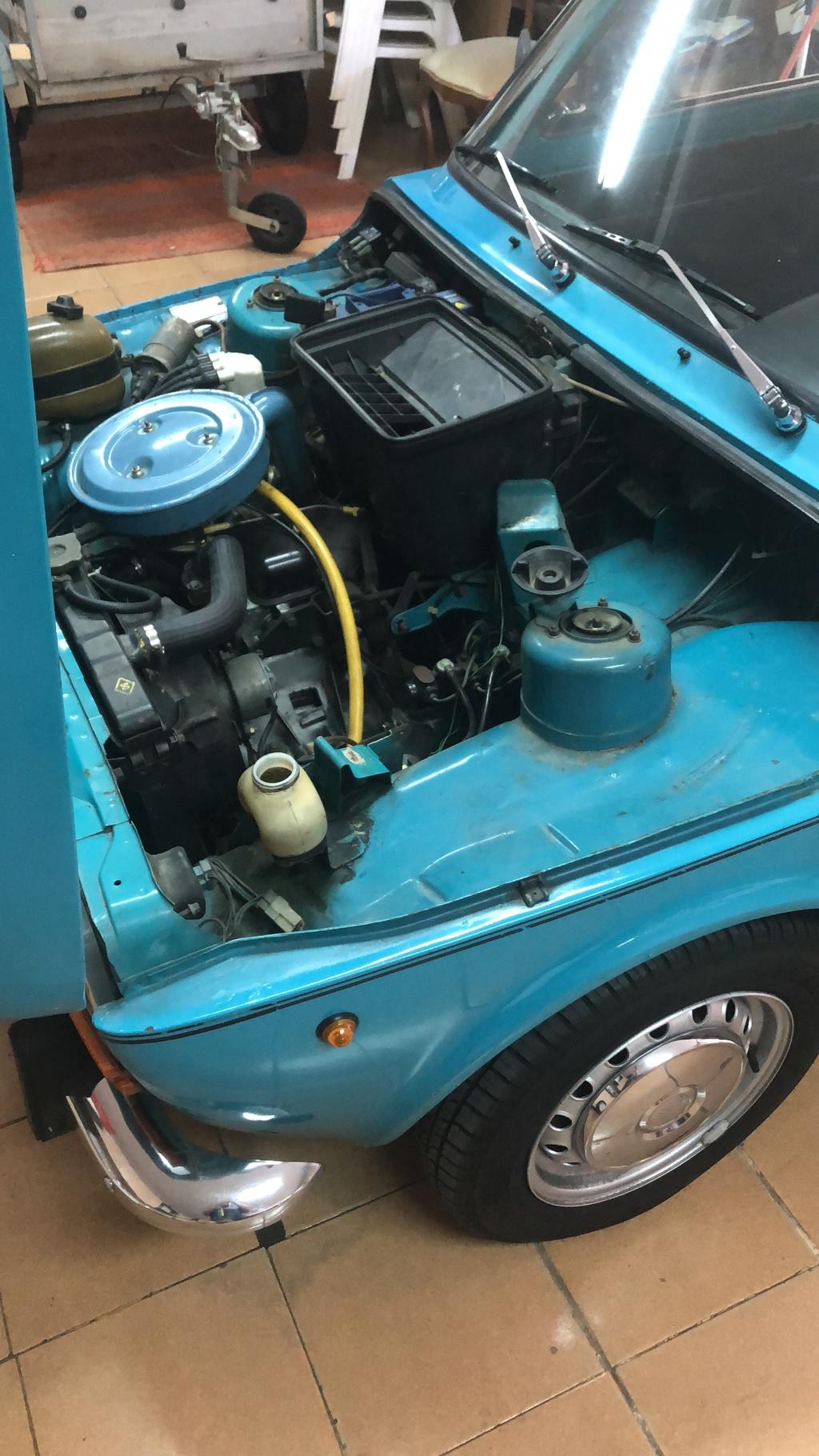 SEAT 127 1ª Serie de 1972 Fapf4310