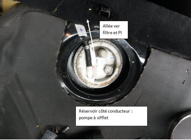 [ BMW E39 520d M47 an 2002 ] Panne sèche alors qu'il reste +/- 25l de GO 211