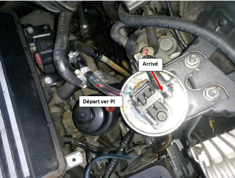 [ BMW E39 520d M47 an 2002 ] Panne sèche alors qu'il reste +/- 25l de GO 310