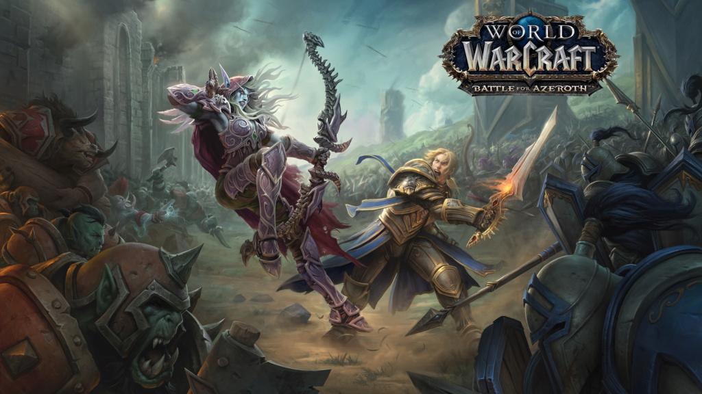 Battle For Azeroth - Guías Pre-lanzamiento Ywhebu10