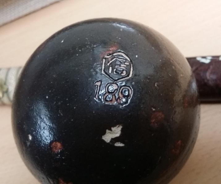 Les grenades en céramique, origine et utilisation. 20180910