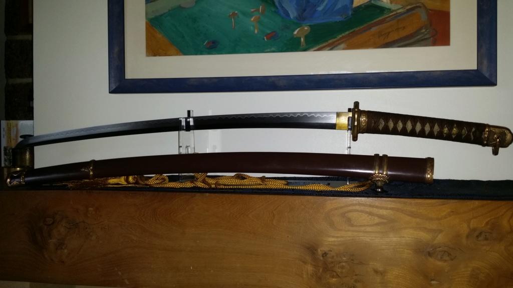 Shingunto Kanehiro, du clan Tokugawa 20200110
