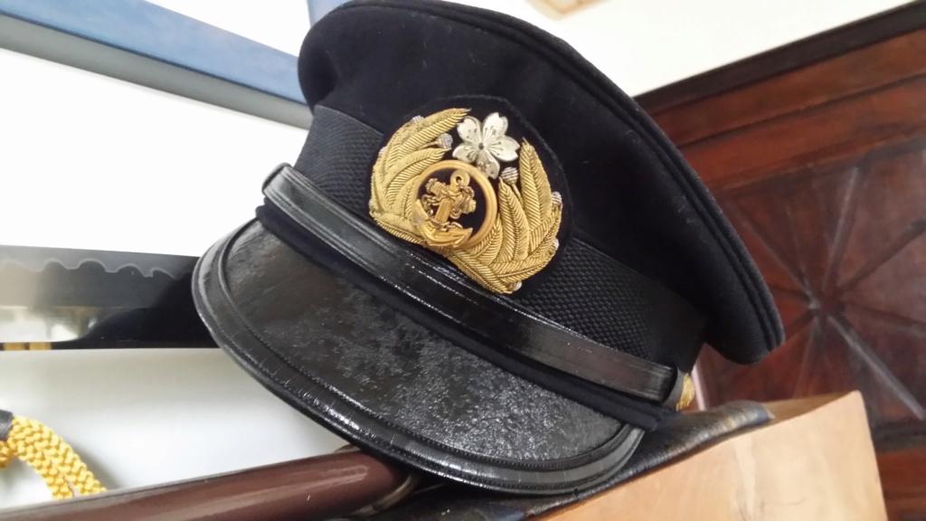 Casquette officier IJN 20200310