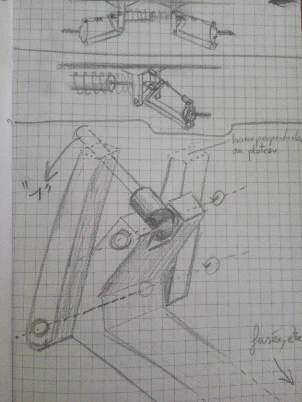 Fabrication remorque plateau à suspension ou balancier - Page 2 Img_2023