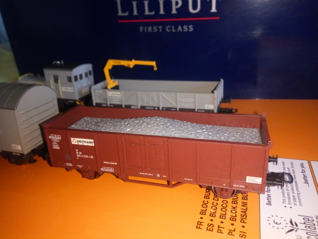 Train Liliput First Class Img_2112