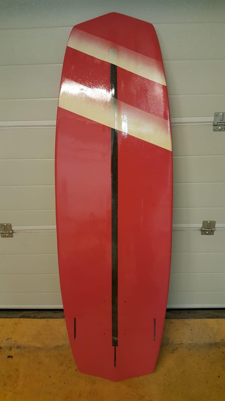 Kitefoil zeeko bullet quasi neuf 3999d110