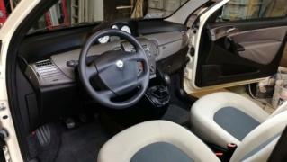 bbriccardo - Pulizia interni Lancia Ypsilon 2005 1511
