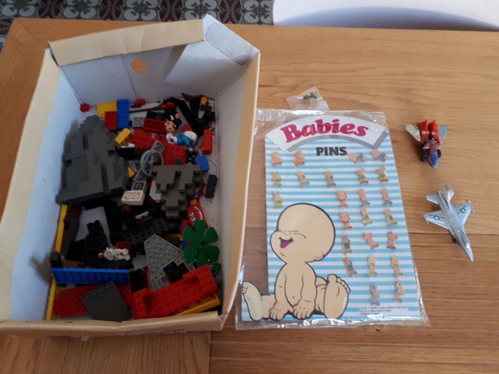 Trouvailles en Brocante, Bourse Aux jouets, Vide Greniers ... - Page 37 20181011