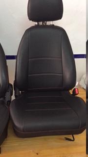 Vendo asientos con fundas a medida de piel sintetica NB 9d1bd310