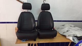 Vendo asientos con fundas a medida de piel sintetica NB D76d5d10