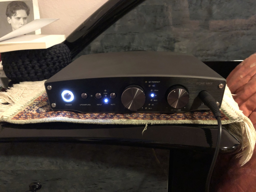 DAC Asus Essence One MkII 05ce0310