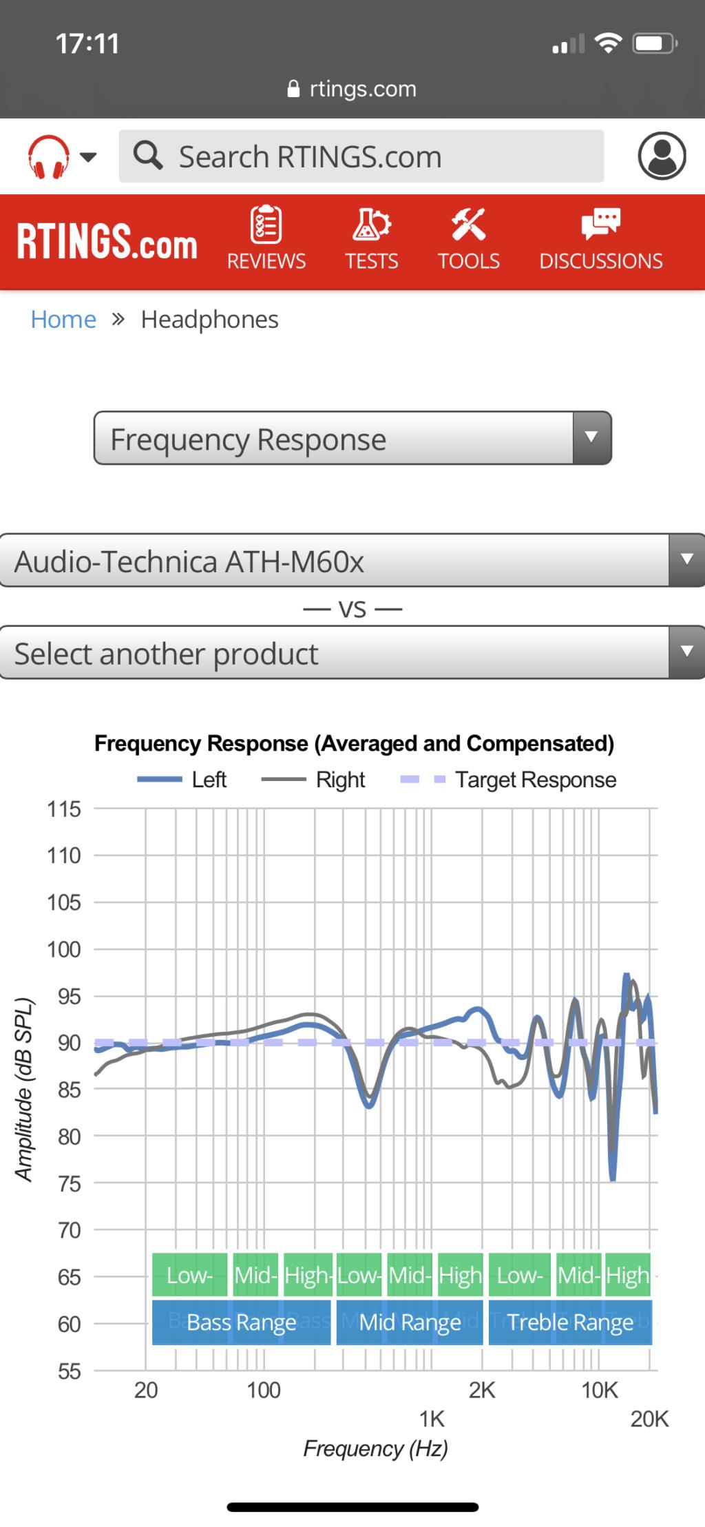 Audio-Technica ATH-M60x 8f305310