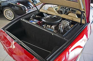 La corvette C3 dessinée dés le début des années 60 ... X987-g11