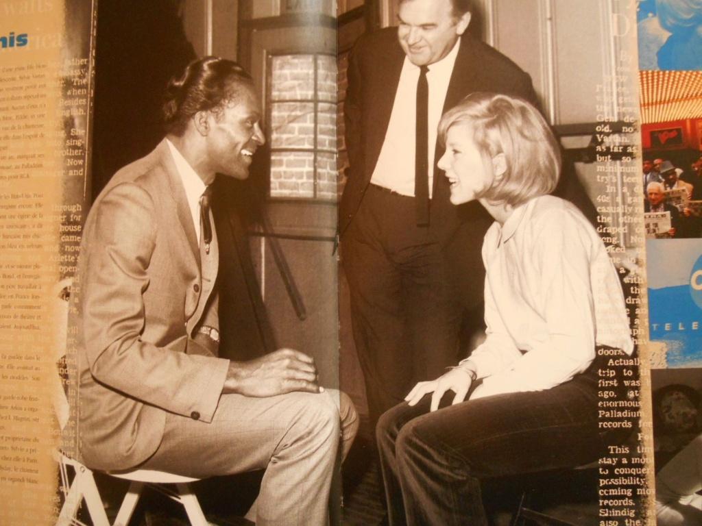 Chuck Berry et Sylvie Vartan 6e959010