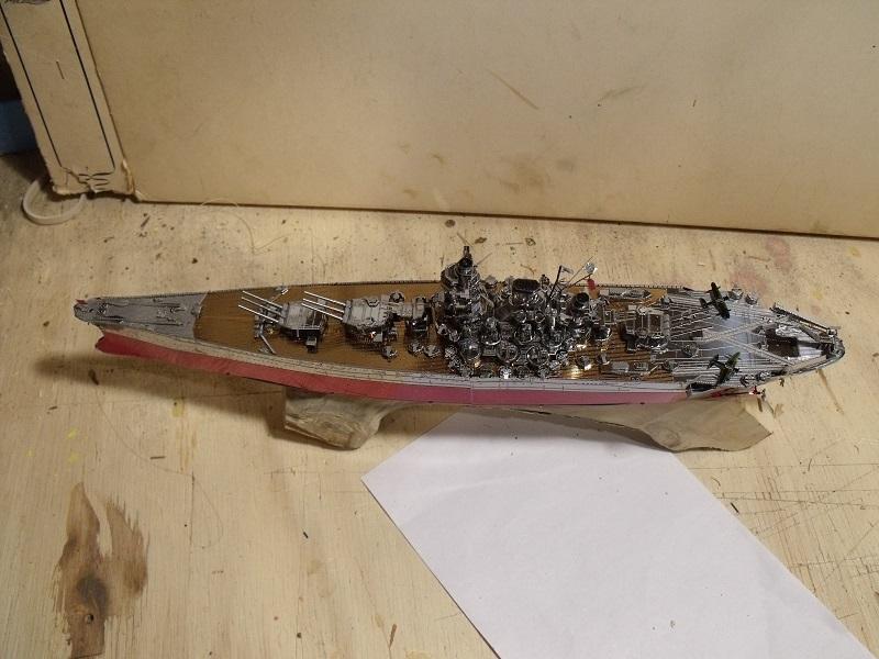 Yamato métal 1/900° Dscf6265