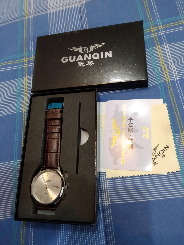 Vendo Guanqin automático com Miyota 8215 Img_2026