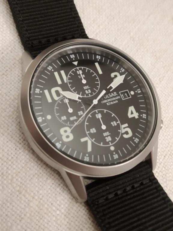 Pulsar PM3175X1 - o remake do cronografo da RAF Img_2081
