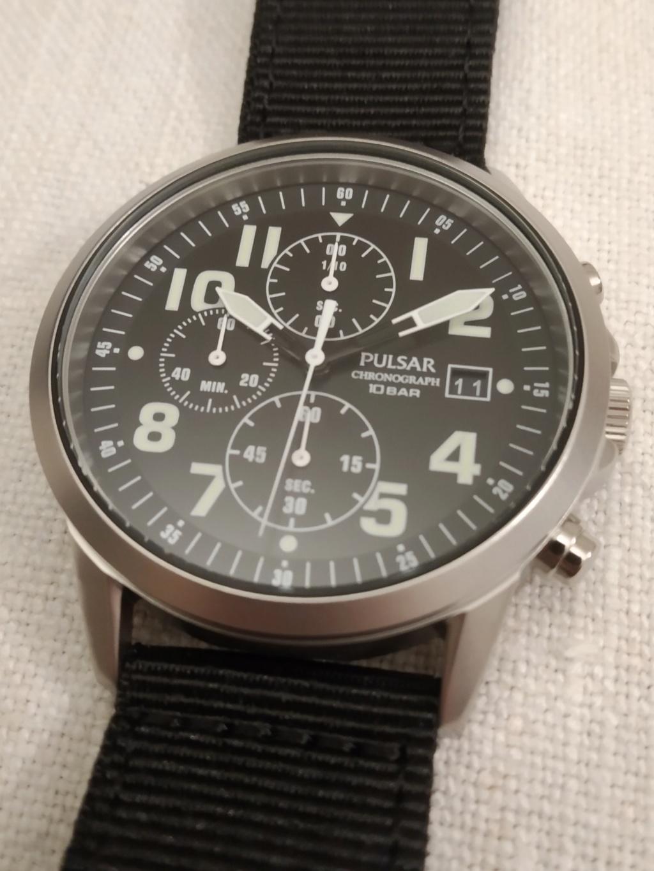 Pulsar PM3175X1 - o remake do cronografo da RAF Img_2082