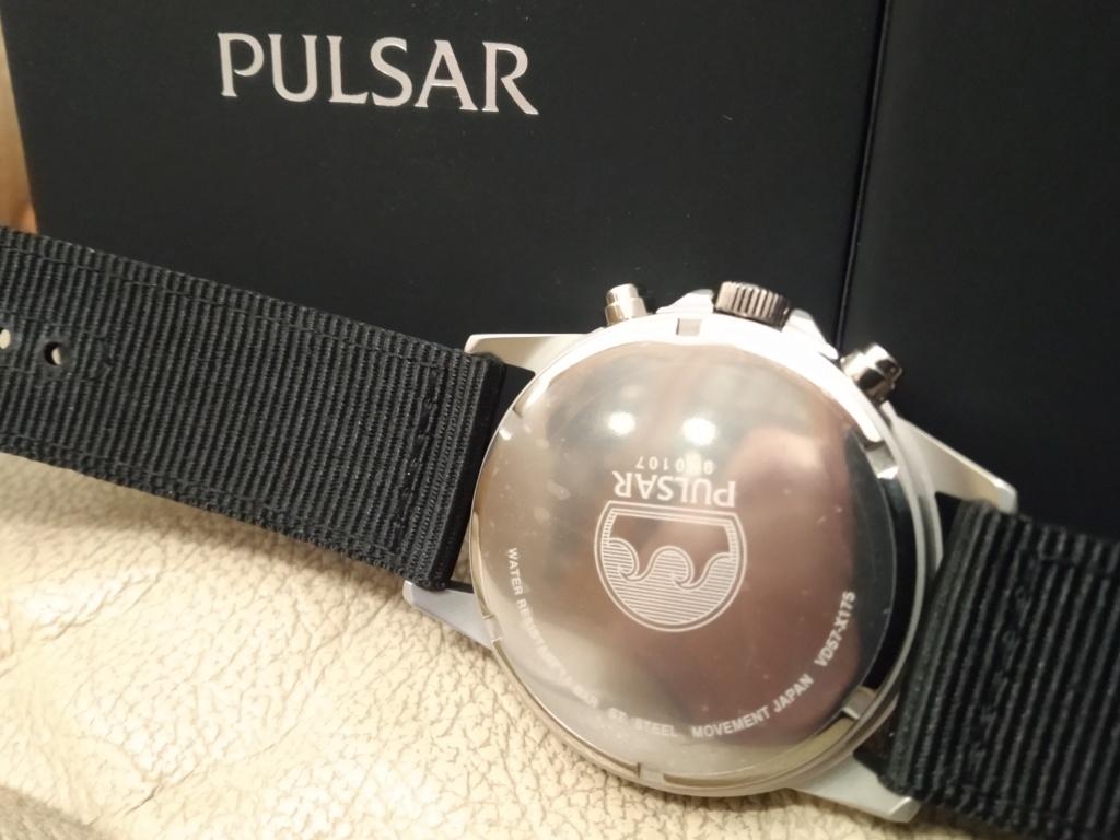 Pulsar PM3175X1 - o remake do cronografo da RAF Img_2085